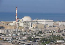 خاموشی موقت نیروگاه اتمی بوشهر به دلیل نقص فنی