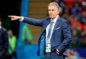 سلطانیفر: بازگشت کیروش به تیم ملی شایعه است