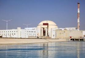 خاموشی نیروگاه اتمی بوشهر به دلیل نقص فنی