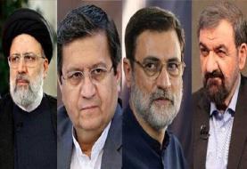 تعداد آرای نامزدهای انتخابات ریاست جمهوری در مشهد مشخص شد
