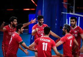 ترکیب بلند قامتان ایران مقابل فرانسه/ بازگشت غفور به ترکیب تیم ملی