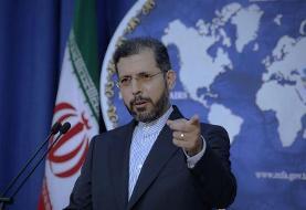 خطیبزاده: کمیته بررسی و تطبیق متن توافق وین تشکیل شده