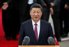 رئیس جمهور چین به رئیسی تبریک گفت