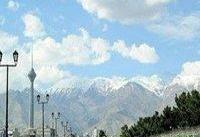 آسمان تهران صاف تا کمی ابری/ کاهش کیفیت هوا در مناطق &#۸۲۰۴;پرتردد &#۸۲۰۴;پایتخت