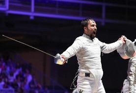 طلب المپیکی قهرمان ایرانی وصول میشود؟