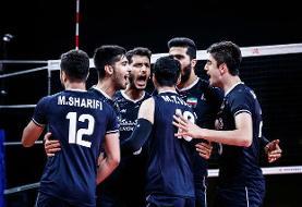 ترکیب بلندقامتان ایران مقابل تیم ملی والیبال لهستان/ صابر کاظمی از لیست آلکنو خارج شد