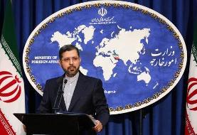 خطیبزاده: باید از آمریکا در جریان مذاکرات تضمین بگیریم