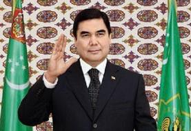 رئیس جمهور ترکمنستان پیروزی «سید ابراهیم رئیسی» را تبریک گفت