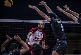 شکست شاگردان آلکنو مقابل لهستان | نهمین باخت والیبال ایران در لیگ ملتها