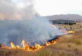 کاهش چشمگیر حریق مراتع در استان مرکزی