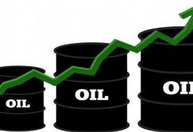 نفت یک دلار دیگر گران شد
