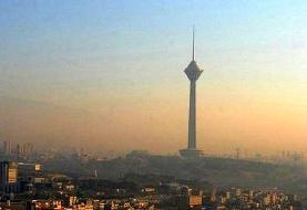 سهم ناچیز تهرانی ها از هوای پاک