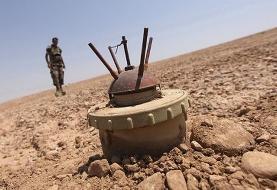 کردستان/ قطع دست به دلیل انفجار مین