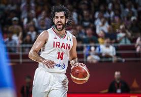 صمد نیکخواه بهرامی پرچمدار ایران در المپیک توکیو شد