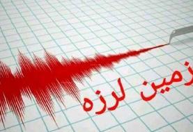 زمین لرزه ۴.۱ ریشتری آذربایجان غربی را لرزاند