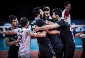 برنامه امروز لیگ ملتهای والیبال/ اعلام ترکیب ایران مقابل آرژانتین