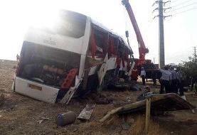 دستور وزیر کشور برای رسیدگی به وضعیت خبرنگاران آسیب دیده در حادثه واژگونی اتوبوس