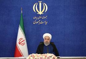 ببینید | روحانی: در این دولت آب، برق را مجانی کردیم