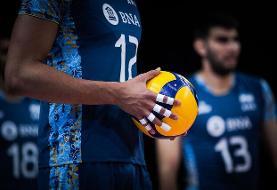 تکلیف چهار تیم راهیافته به نیمهنهایی لیگ ملتهای والیبال مشخص شد