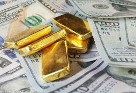 قیمت طلا و سکه، نرخ دلار و یورو در ۲ تیرماه