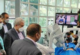 انجام نخستین جراحی رباتیک از راه دور ایران بر روی شبکه همراه اول