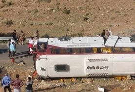 دستور وزیر کشور درباره حادثه اتوبوس خبرنگاران