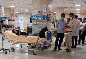 حادثه برای اتوبوس خبرنگاران در ارومیه
