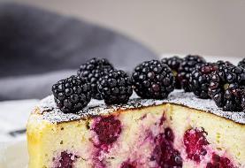 طرز تهیه کیک شاتوت