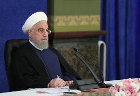 روحانی: اگر بروکراسی پارلمانی نبود، تحریمها تمام شده بود