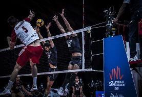 ۳ ایرانی در جمع بهترین های لیگ ملتهای والیبال