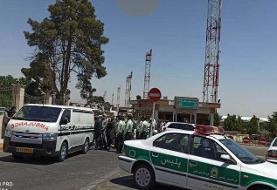 عکس | پیکرهای ۲ خبرنگارِ جانباخته به تهران منتقل شد