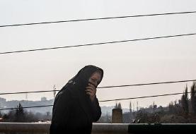 کاهش کیفیت هوای تهران