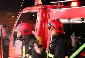 مشکلات استخدامی آتش نشانان بررسی شد