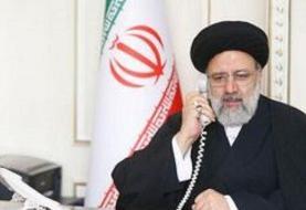گزارش توئیتری سفیر ایران از گفتوگوی تلفنی امیر قطر با رئیسی