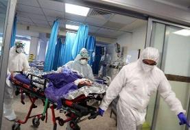 فوت ۱۴۴ بیمار کرونایی دیگر/شناسایی۱۱ هزار و ۷۳۴ بیمار جدید کرونا
