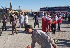 واژگونی اتوبوس در استان یزد / ۵ کشته و ۲۸ مصدوم