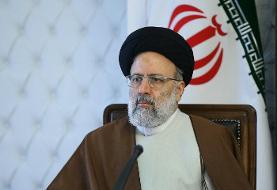 پیام ابراهیم رئیسی به رئیس دفتر رهبر انقلاب