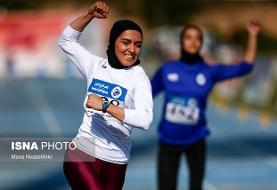 صعود فرزانه فصیحی به دور مقدماتی دوی ۱۰۰ متر المپیک ۲۰۲۰