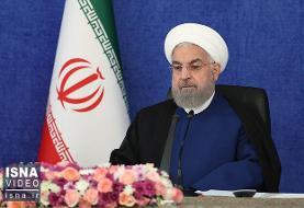 روحانی: دولتهای یازدهم و دوازدهم در سفرهای هوایی تحول ایجاد کرد