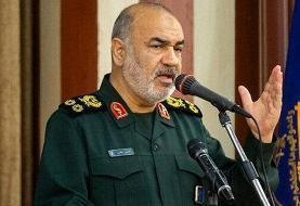 اخطار جدی فرمانده کل سپاه درپی جریان سازی های اخیر علیه ایران