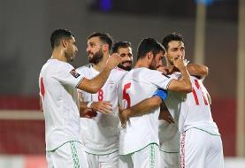 ترکیب تیم ملی ایران مقابل هنگ کنگ/ جهانبخش کاپیتان شد