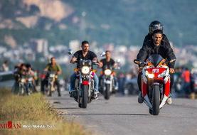 هیچ موتورسیکلتی بدون پلاک حق تردد ندارد