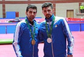 سهمیه المپیک از دست نوشاد عالمیان پرید: نیما عالمیان تنها نماینده تنیس روی میز ایران در المپیک توکیو شد