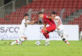 پیروزی کرهجنوبی مقابل لبنان/ بیشتر شدن شانس صعود ایران