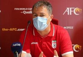 اسکوچیچ: مطمئنم برابر عراق بازی خوبی خواهیم کرد