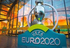برنامه کامل مرحله یک هشتم نهایی یورو ۲۰۲۰/ آلمان به انگلیس خورد، پرتغال به بلژیک