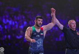 صعود ۳ آزادکار ایران به نیمه نهایی جام زیلکوفسکی/ مصاف حساس کریمی و محمدیان برای حضور در المپیک