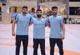 هر سه آزادکار ایران راهی نیمه نهایی شدند