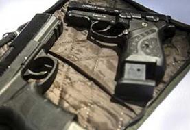 انهدام باند فروش سلاح و تجهیزات نظامی / ۴ نفر دستگیر شدند