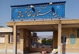 جزییات رهاشدن یک جنازه مقابل در یک بیمارستان در شوش خوزستان/ عکس